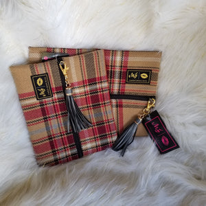 Preppy (Gold Label) by Makeup Junkie Bags
