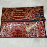 Bourbon by Makeup Junkie Bags