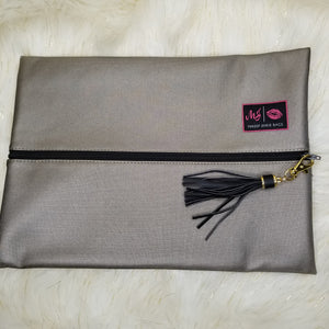 Nickel by Makeup Junkie Bags