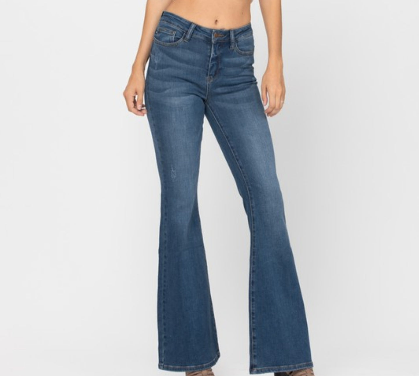 Judy Blue High Rise Flare (88172)