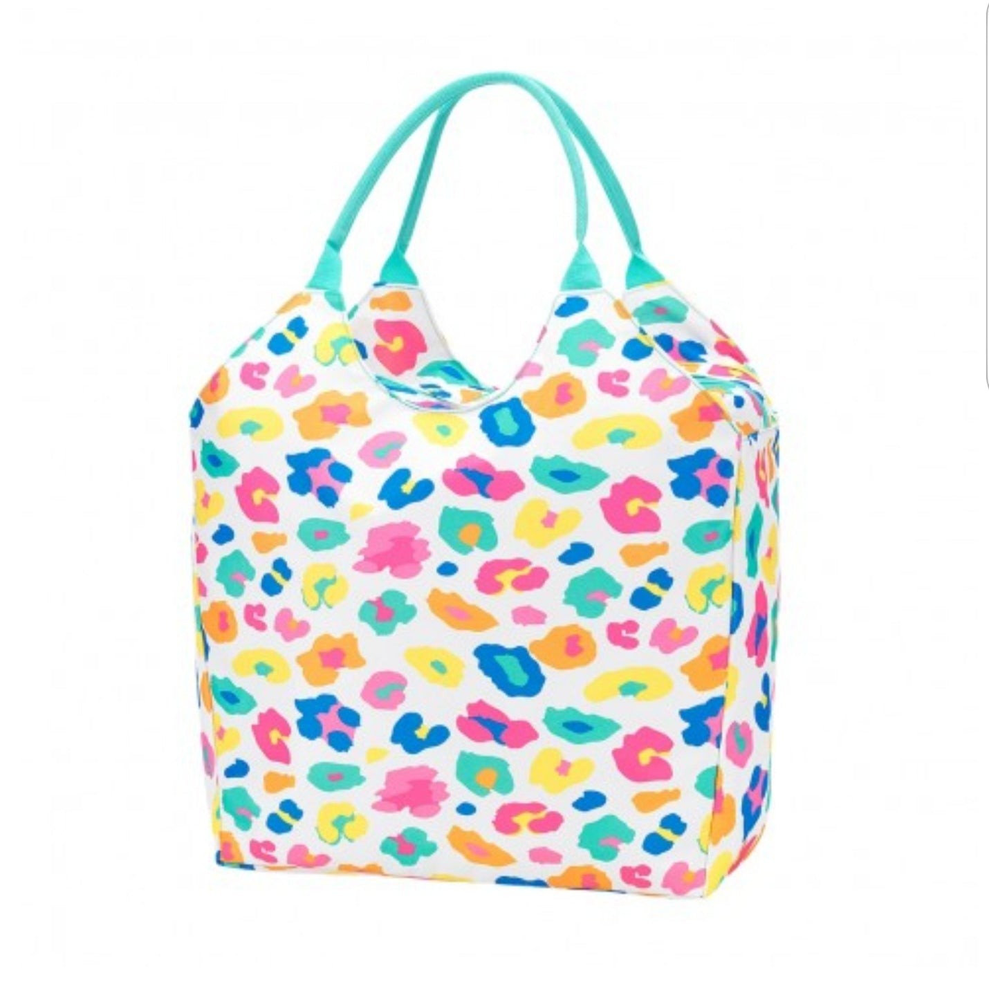 Fun Leopard  Beach Bag