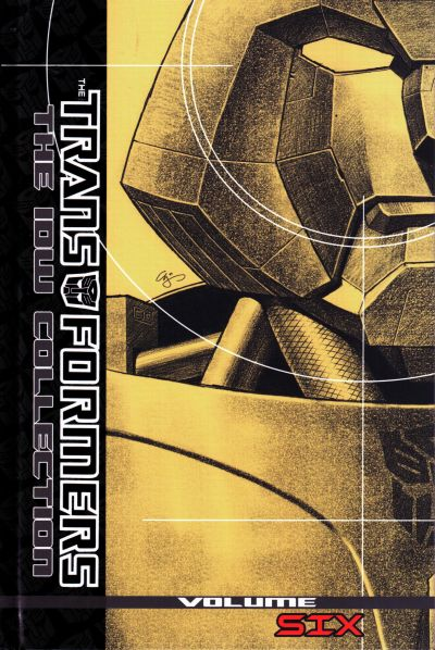 Transformers: The IDW Collection Volume 6 HC