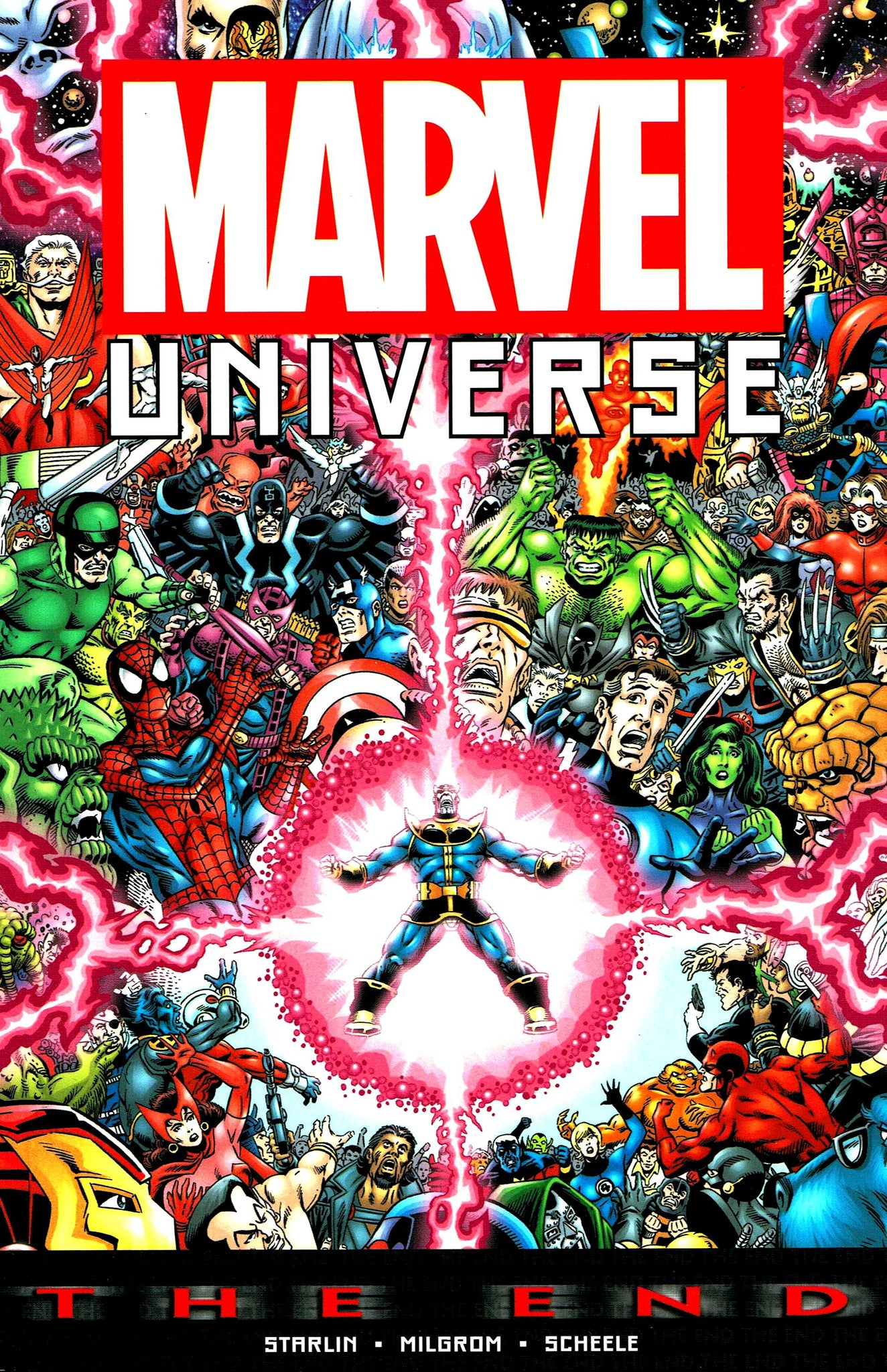 Marvel Universe: The End (2003)