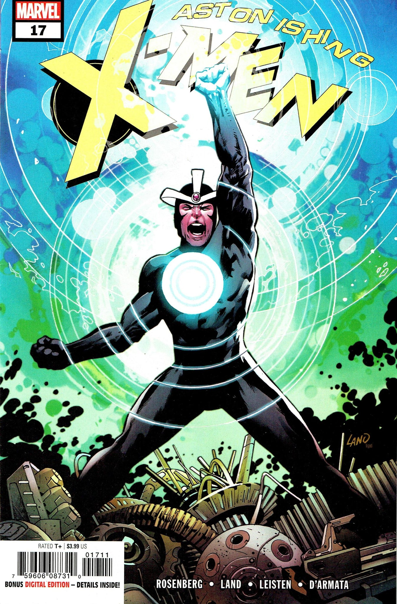 Astonishing X-Men (2017) #17