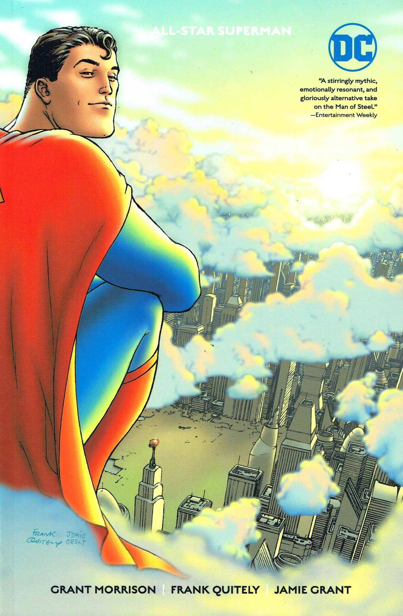 All-Star Superman - Black Label Edition