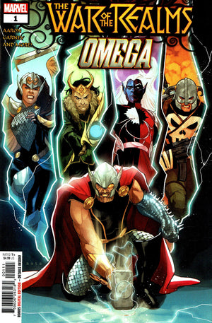 War of the Realms Omega (2019) #1 (One-Shot)