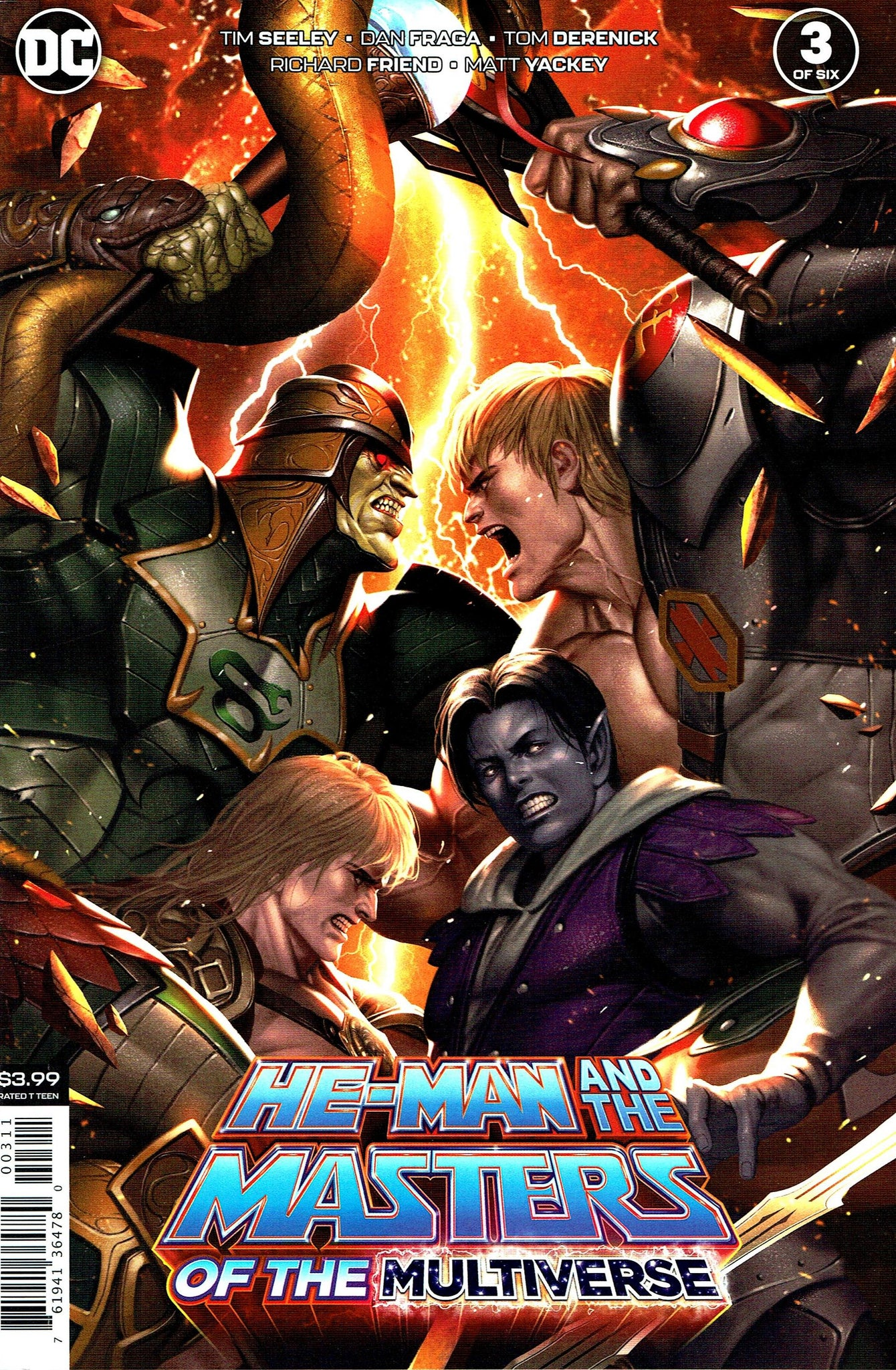 He-Man and the Masters of the Multiverse (2019) #3 (of 6)