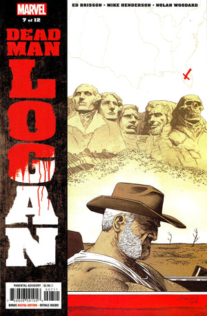Dead Man Logan (2018) #07 (of 12)