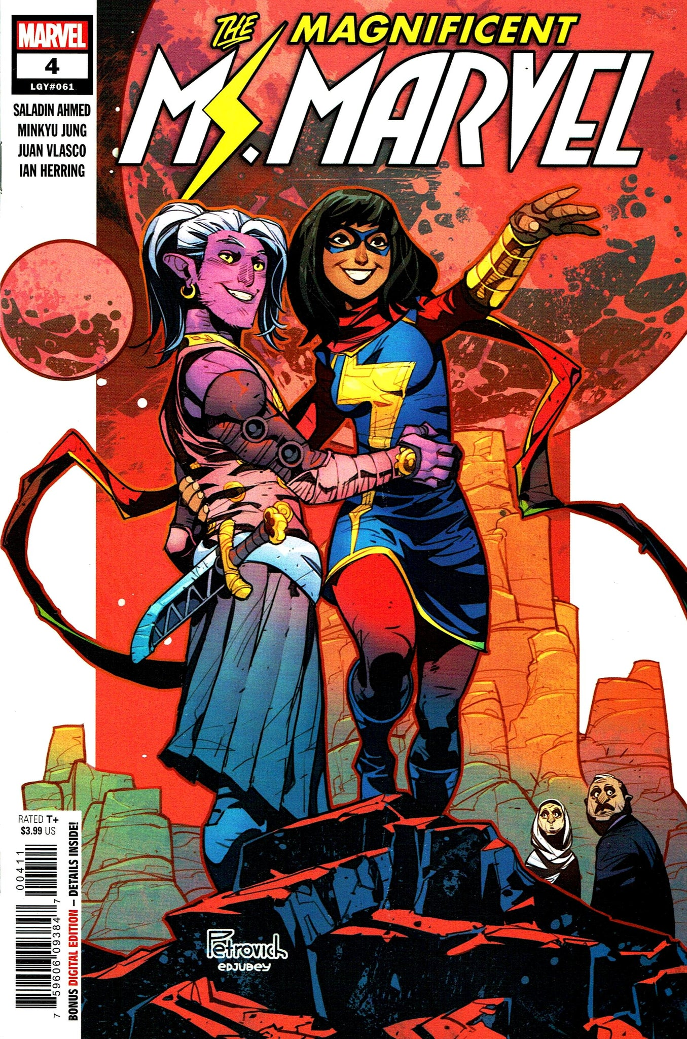 Magnificent Ms Marvel (2019) #04