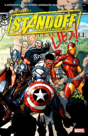 Avengers Standoff: Assault on Pleasant Hill