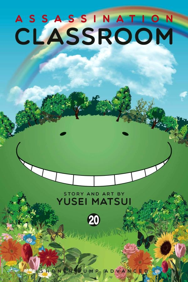 Assassination Classroom Volume 20