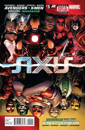 Avengers / X-Men: Axis #5 (of 9)