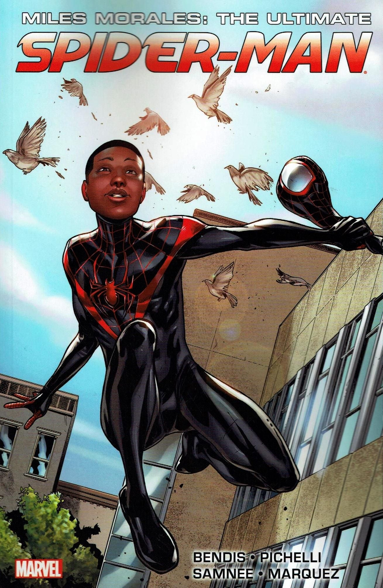 Miles Morales: The Ultimate Spider-Man Book 1