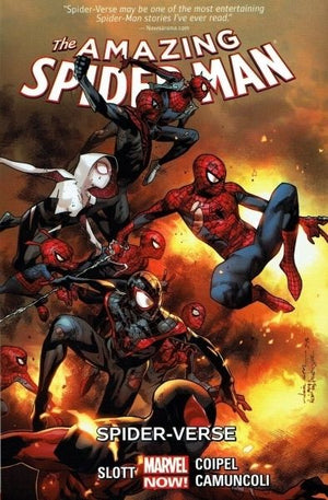 Amazing Spider-Man (2014) Volume 3: Spider-Verse