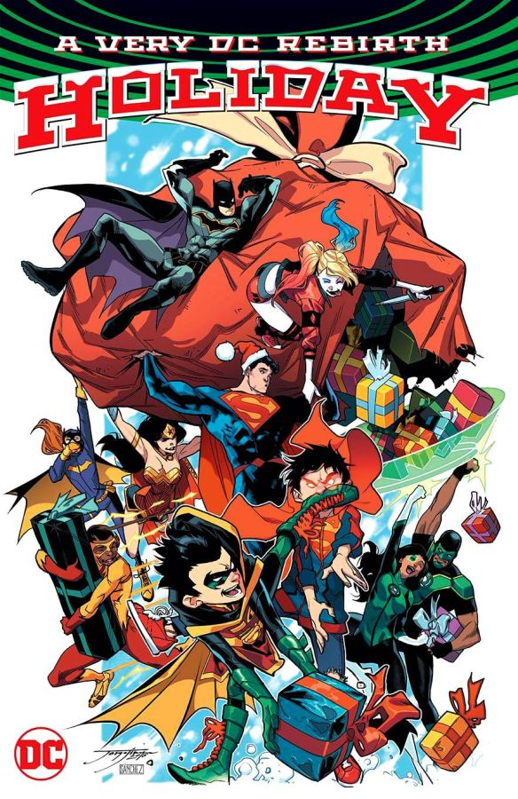 Very DCU Rebirth Holiday (DC Universe Rebirth)
