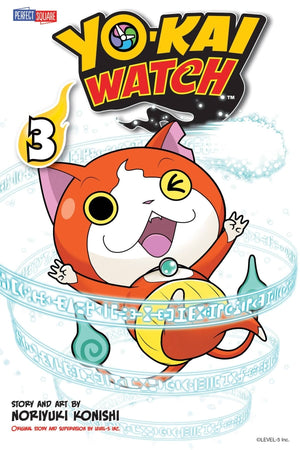 Yo-Kai Watch Volume 03