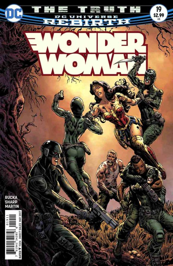 Wonder Woman (DC Universe Rebirth) #19