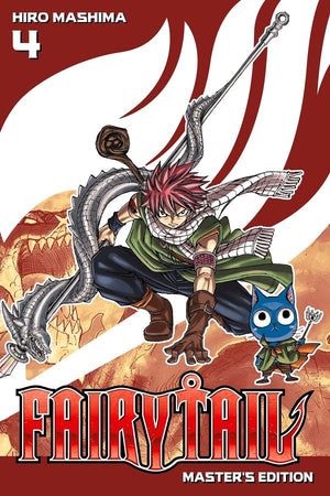 Fairy Tail - Master's Edition Volume 4