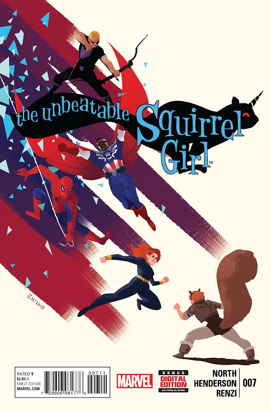 Unbeatable Squirrel Girl #7