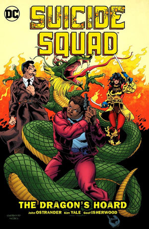 Suicide Squad (1987) Volume 7: The Dragon's Hoard