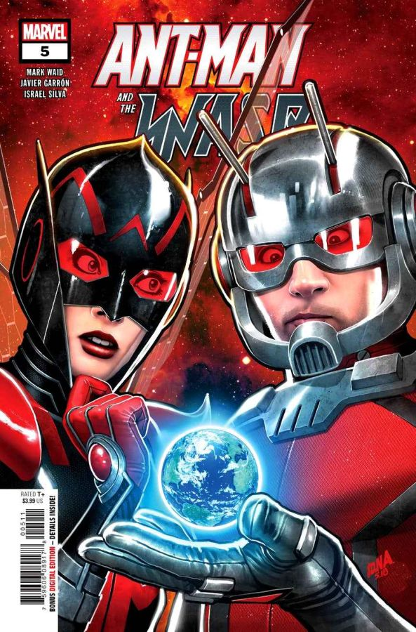Ant-Man and The Wasp (2018) #5 (of 5)