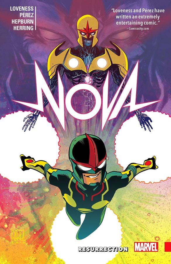 Nova Resurrection