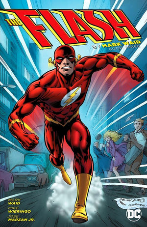 Flash by Mark Waid Book 3