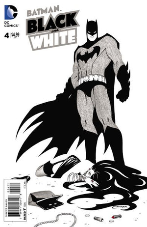 Batman: Black & White (2013) #4 (of 6)