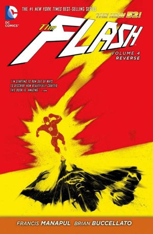 Flash (The New 52) Volume 4: Reverse