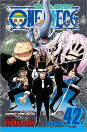 One Piece Volume 42