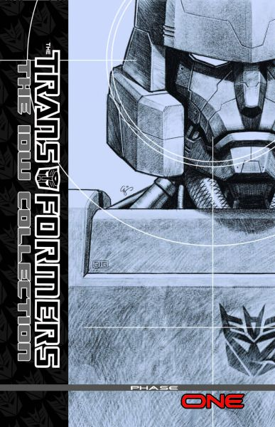 Transformers: The IDW Collection Volume 1 HC