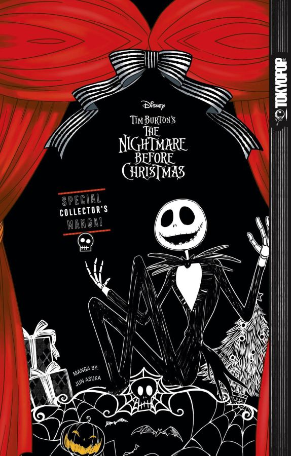 Disney's Nightmare Before Christmas - Special Collector's Manga