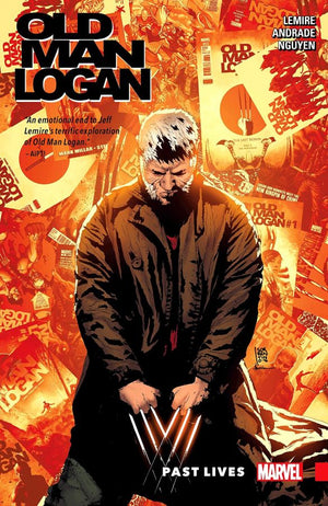 Wolverine - Old Man Logan Volume 05: Past Lives
