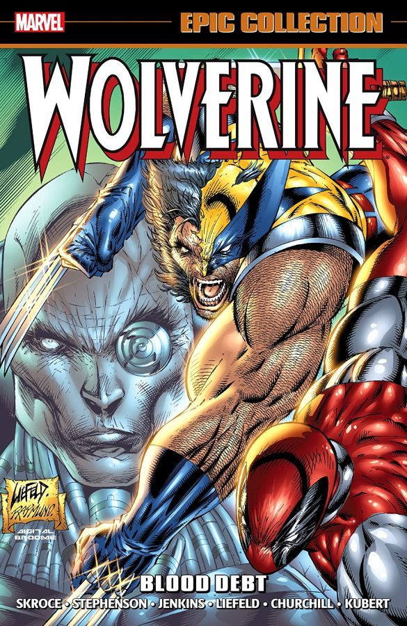 Wolverine: Blood Debt (Epic Collection)