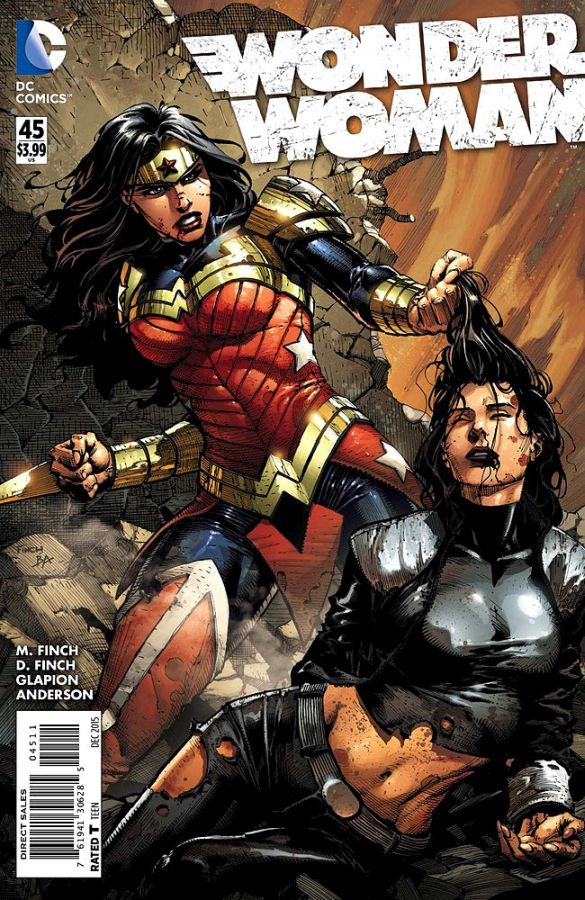 Wonder Woman (The New 52) #45