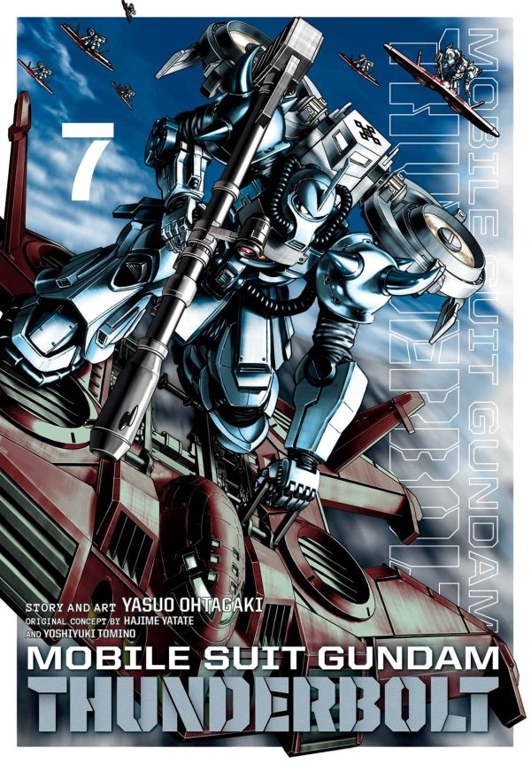 Mobile Suit Gundam: Thunderbolt Volume 07