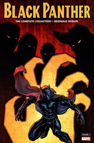 Black Panther by Reginald Hudlin - The Complete Collection Volume 1