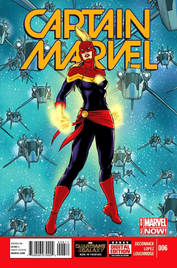 Captain Marvel (2014) #06