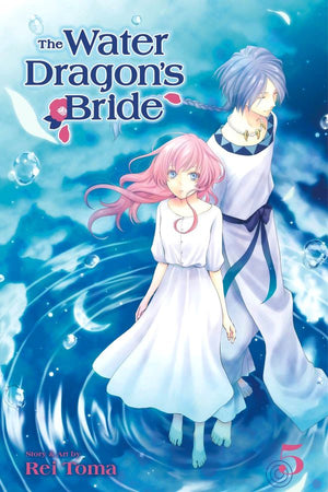 Water Dragon's Bride Volume 5
