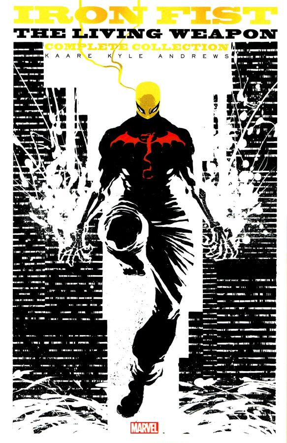 Iron Fist The Living Weapon