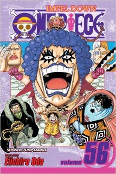 One Piece Volume 56
