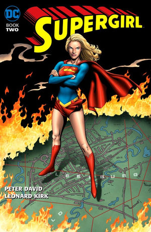 Supergirl by Peter David Volume 2