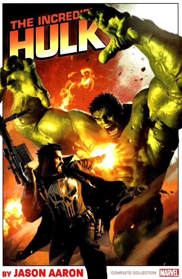 Incredible Hulk by Jason Aaron - The Complete Collection