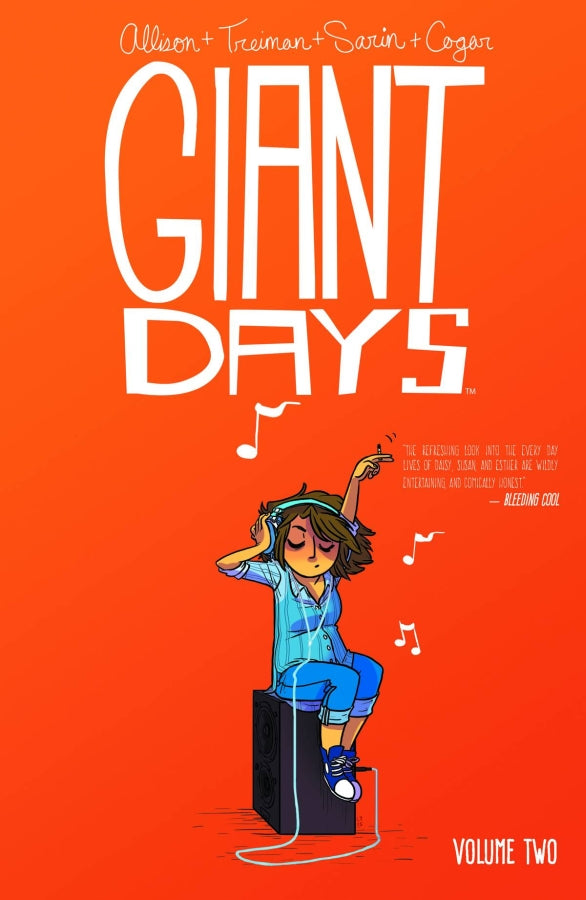 Giant Days Volume 02