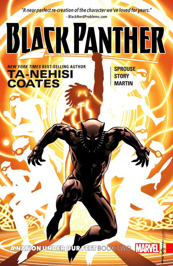 Black Panther (2016) Book 2: A Nation Under Our Feet