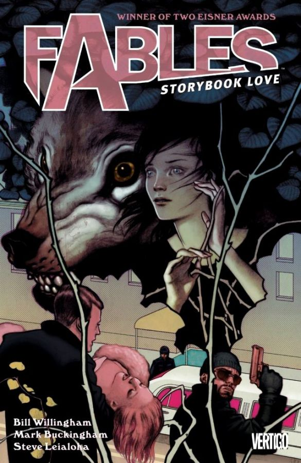 Fables Volume 03: Storybook Love