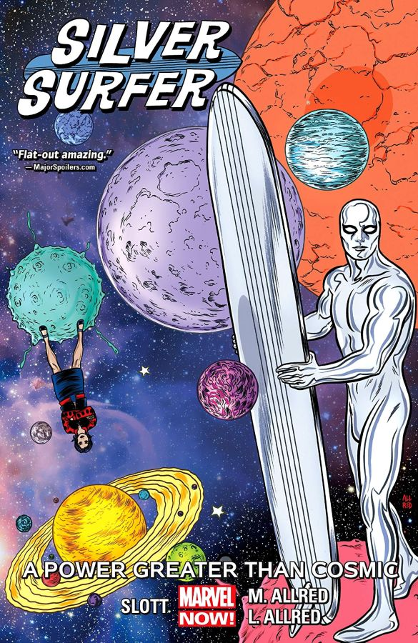 Silver Surfer (2014) Volume 5: A Power Greater Than Cosmic