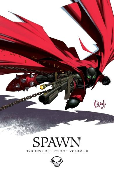 Spawn Origins Volume 08