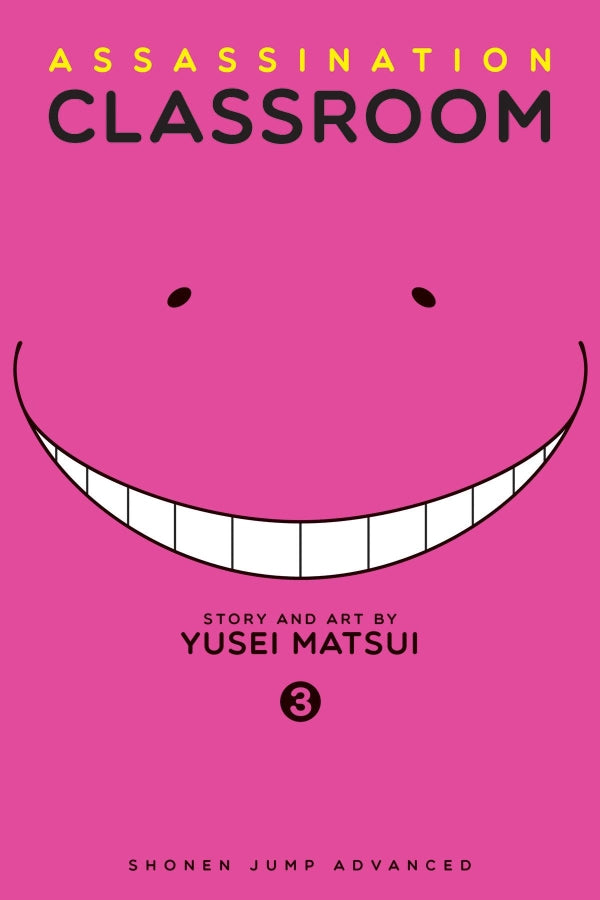Assassination Classroom Volume 03