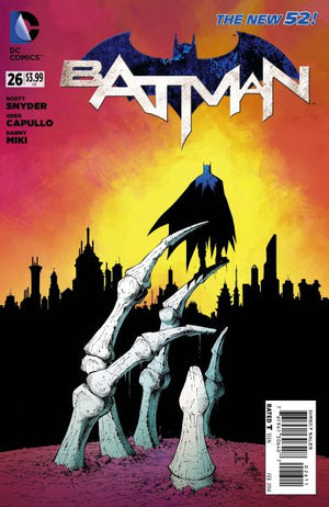 Batman (The New 52) #26